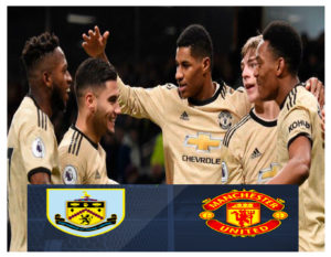Manchester United Wins Burnley FC – Match Highlights & Stats   Man United back to Winning Ways