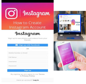 Create Instagram Account - How to Create New Instagram Account | Instagram with Facebook