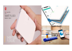 Smart Pill Box- Improve Your Health with the Pill Box App