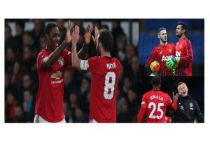 Ighalo List Three Players Who Gave Him a Warm Welcome in Manchester United