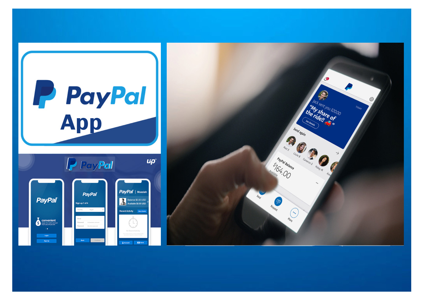 Download Apps For Paypal Money