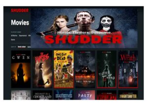 Shudder - Watch The Best Horror Movies, Thrillers   Shudder Review