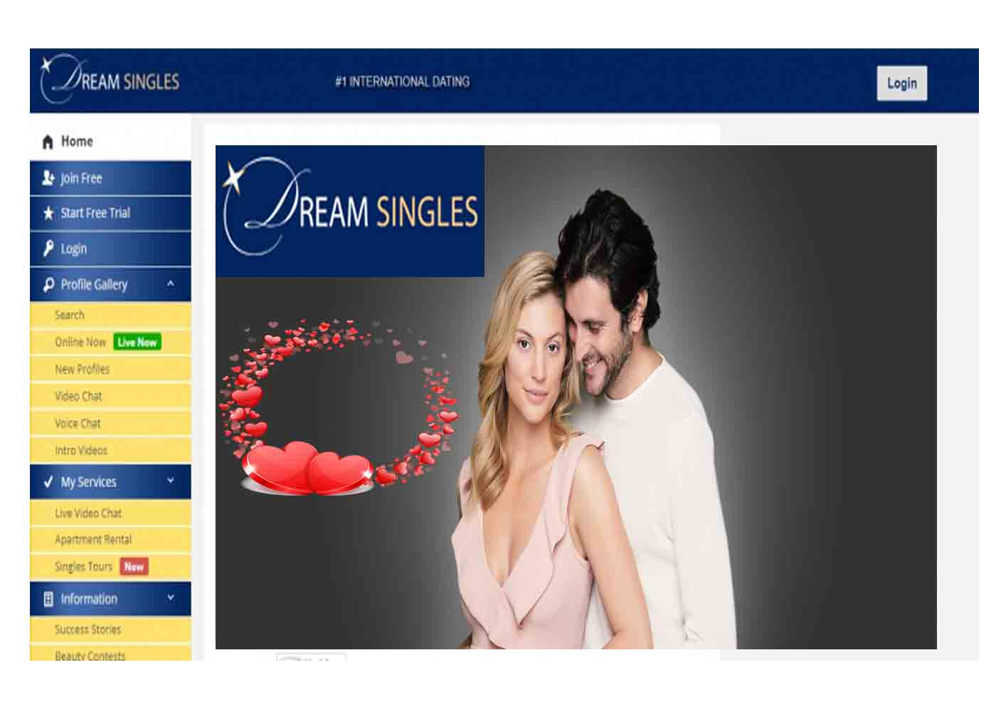dating website to cheat on spouse