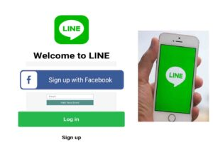 Line Sign Up with Facebook – Line Account Sign in & Sign up | Line App Download