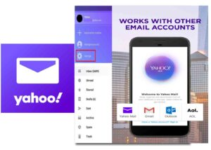 Yahoo Mail Sign Up with Android App - Download Yahoo Mail App   Yahoo Email Settings