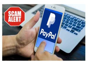 PayPal Email Scam Alert Warning - Tips on How to Detect Scam Alerts Emails & SMS