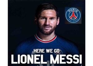 Lionel Messi From Barcelona  FC to PSG Confirm -  Latest Transfers News